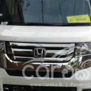 Honda N box custom car for sale in Pannipitiya 2016