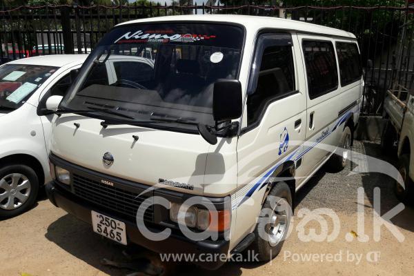 NISSAN Caravan Van-1994
