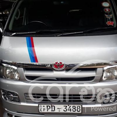 Toyota KDH 2007