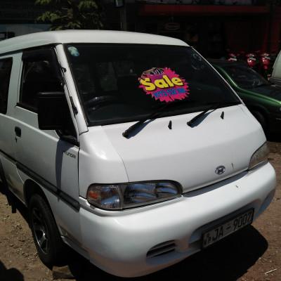 HYUNDAI H100 2001