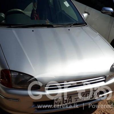 Toyota starlet 1997