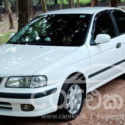 Nissan Sunny FB15 2000