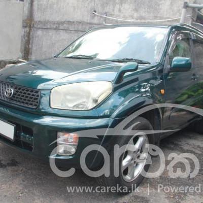 Toyota Rav4 Jeep for sale in Ethulkotte 2000