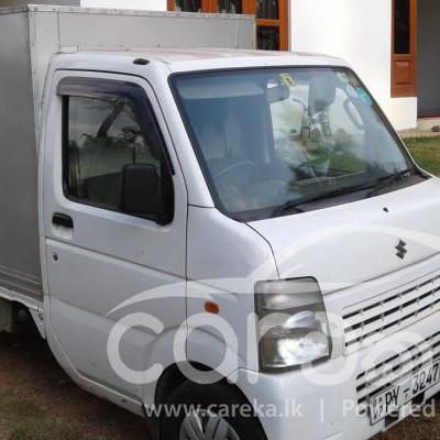 Suzuki CARRY EBD DA63T 2011