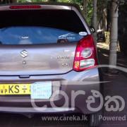 Suzuki  A-star car 2012