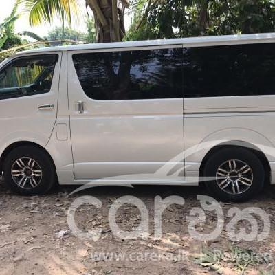 Toyota KDH Super GL van for sale in Pannipitiya 2013