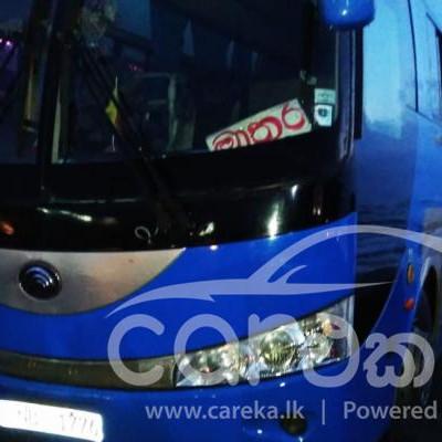 Micro Yutong 2011  bus for sale in Matara