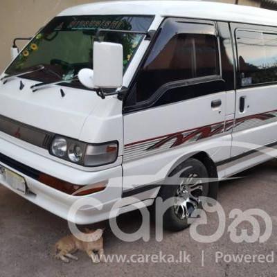 Mitsubishi PO15 1996 van for sale in Battaramulla