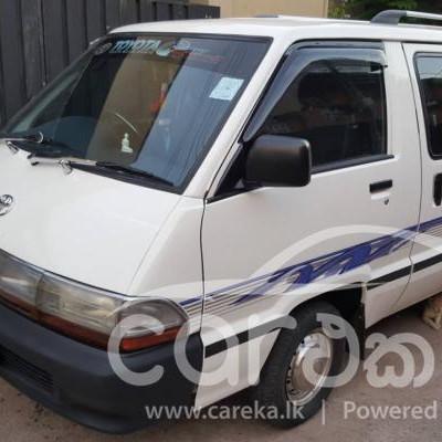 Toyota Townace CR26  1987  van for sale in Battaramulla