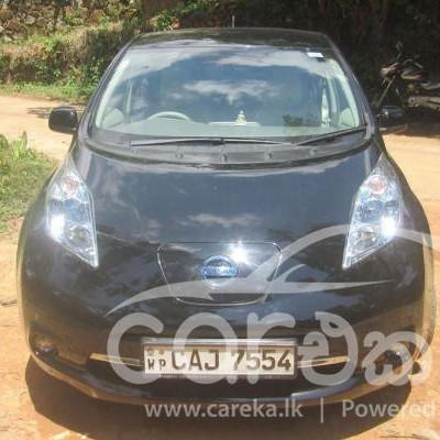 Nissan Leaf 2012 car for sale in Nittambuwa