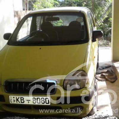 Hyundai Atos car for sale in Ratnapura 2001