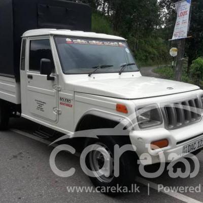 Mahindra Bolero Maxi Truck 2015 for sale in Avissawella