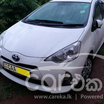 Toyota Aqua S Grade car for sale in Matara 2014