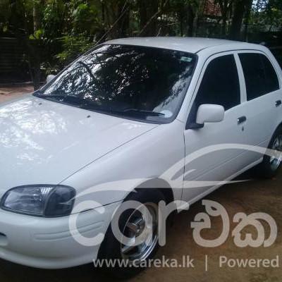 Toyota Starlet EP91 1998