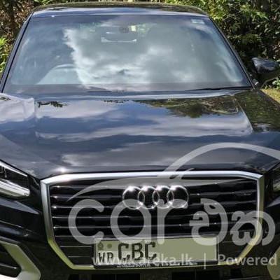 Audi Q2 TFSI S Line 2018 car for sale in Kotte