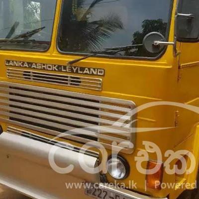 Lanka Ashok Leyland Tipper for sale in Hambantota 1999
