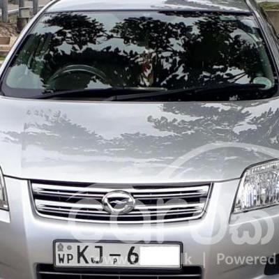 Toyota Axio G grade car for sale in Kadawatha 2007