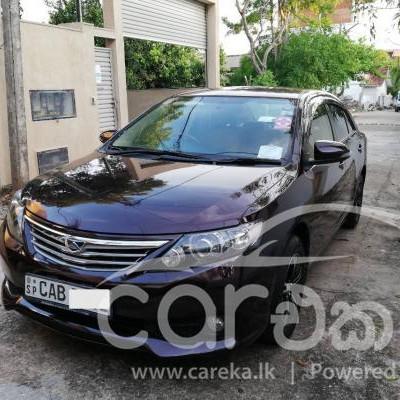 Toyota Allion NZT 260 2014