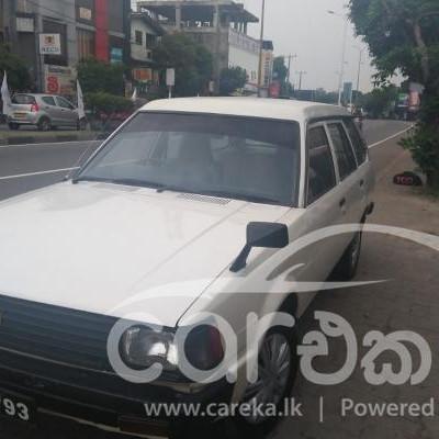 Toyota Dx wagon 1984