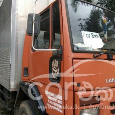 Ashok Leyland Ecomet 1112 lorry 2010