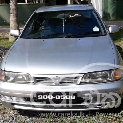 Nissan Pulsar CJ2 1995