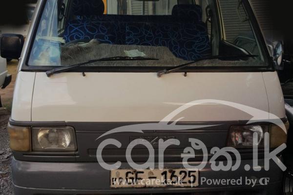 MAZDA BONGO CREW CAB 1995