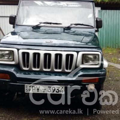 Mahindra Bolero Maxi Truck 2014