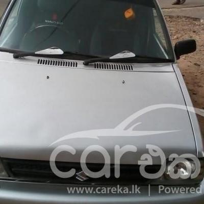 Suzuki Maruti Car for sale in Nawalapitiya 2011