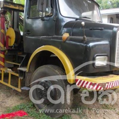 Tata 1210 Recovery lorry 1986 for sale in Kadugannawa