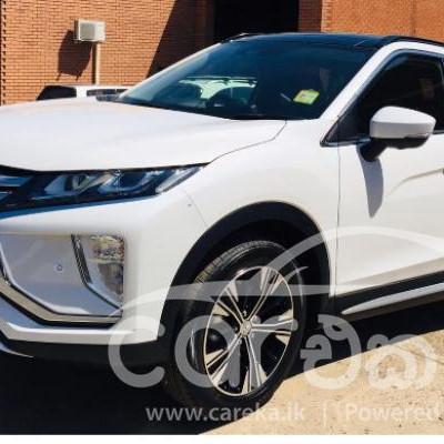 Mitsubishi Eclipse Cross Exceed 2018