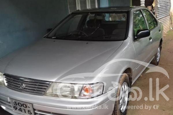 Nissan FB14 1995