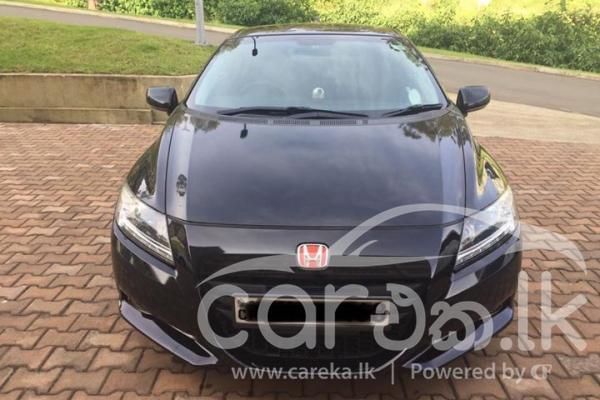 Honda CRZ ZF1 2011