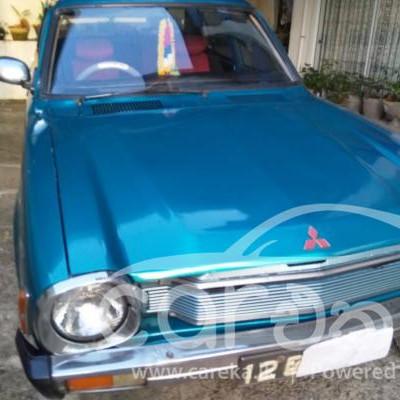 Mitsubishi Lancer car for sale in Gampaha 1977