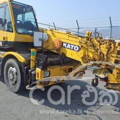 Kato Rough Terrain Crane 1999