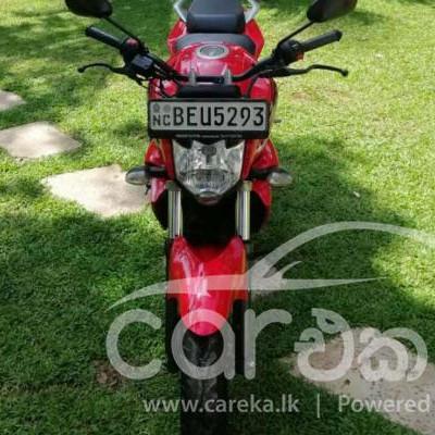 YAMAHA FZ 2016 Bike for sale in Maharagama
