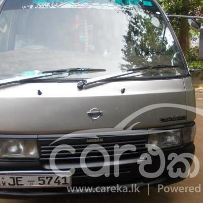 Nissan Caravan 1999