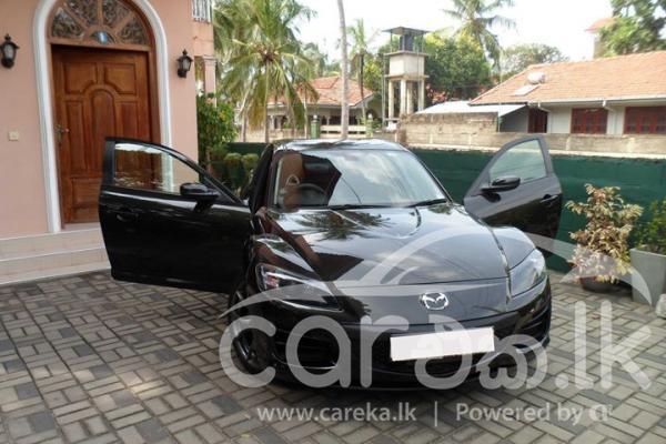 Mazda RX8 R3 2011