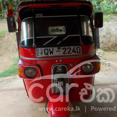 Bajaj 2 Stroke Three wheeler 2010