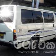 Careka lk - Toyota shell 1989