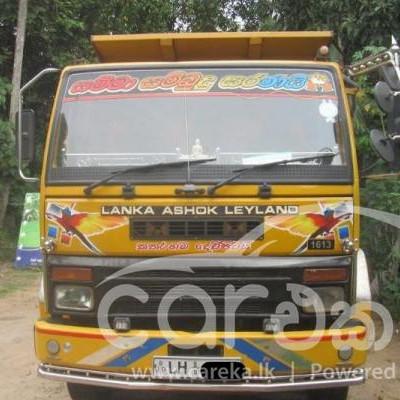 Lanka Ashok Leyland Tipper 2010