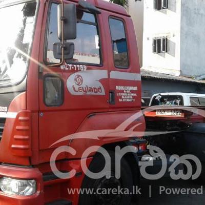 Lanka Ashok Leyland 4020 Prime Mover  2010