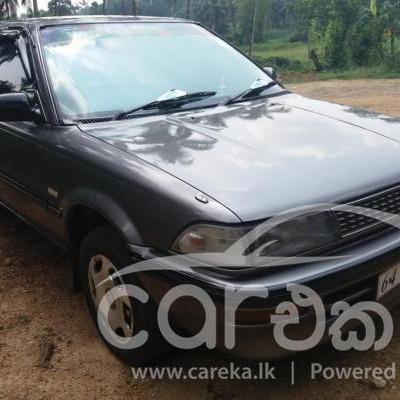 Toyota Corolla CE  1990