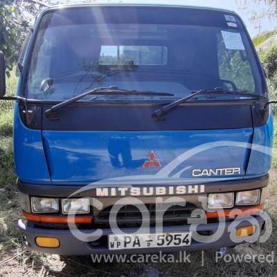 Mitsubishi Canter Crew Cab 2006
