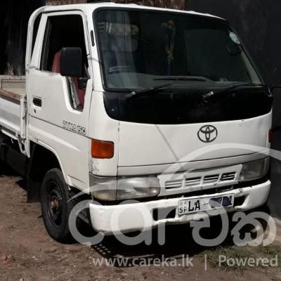 Toyota Dyna Lorry 2000