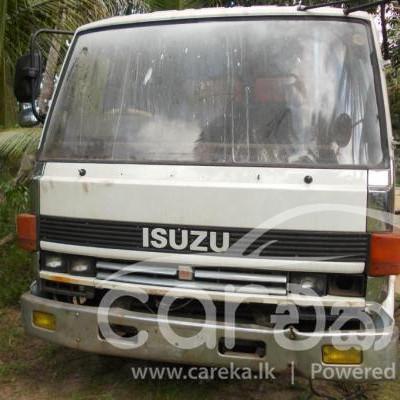 ISUZU FORWARD BOOM 1998