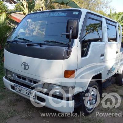 Toyota Crew Cab 1997