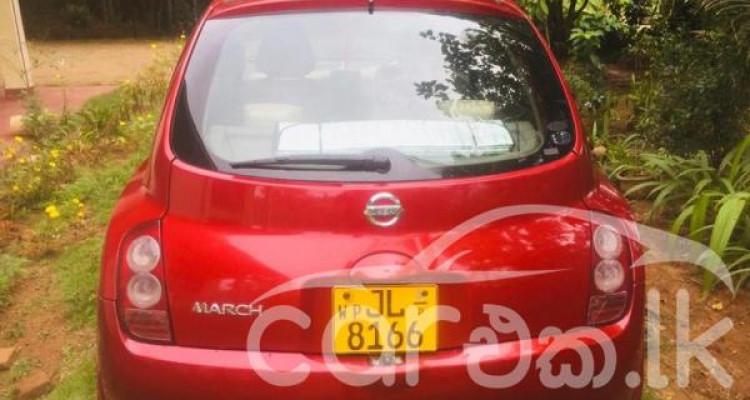 Nissan March AK12  2002