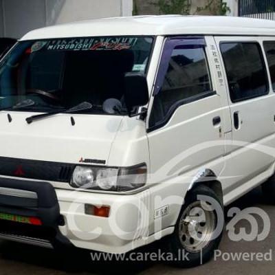 Mitsubishi PO5 1997