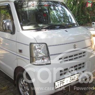 Suzuki Every 2008