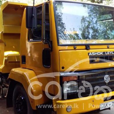 Ashok Leyland Cargo Tipper 2012